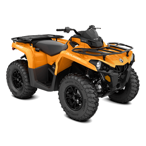 Can-Am Outlander DPS 570 '18