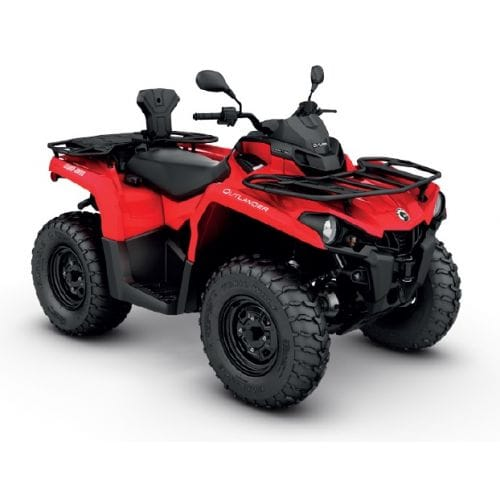 Can-Am Outlander 450 T3 '18