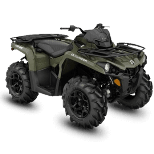 Can-Am Outlander PRO 570 '18