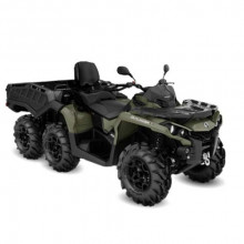 Can-Am Outlander MAX 6x6 PRO+ 650 T Side Wall '20