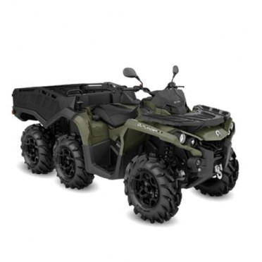 Can-Am Outlander 6x6 PRO+ 650 T Side Wall '20