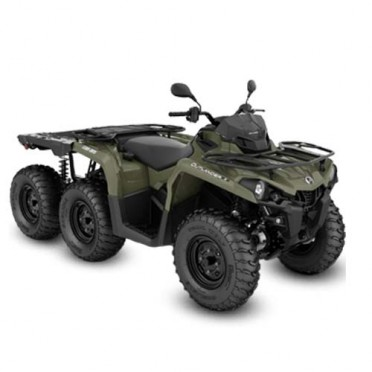 Can-Am Outlander 6x6 450 T Flat Bed '20