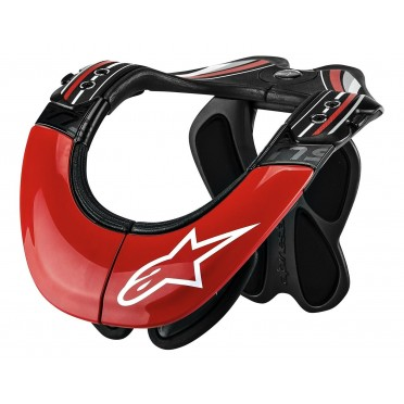 BNS TECH CARBON NECK SUPPORT ANTHER