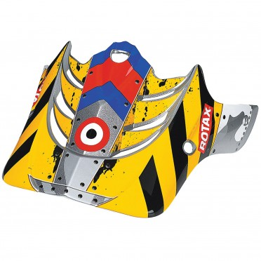 Can-am  Bombardier Casca Pro Snowcross 50th Anniversary Limited RPM Peaker (2009)
