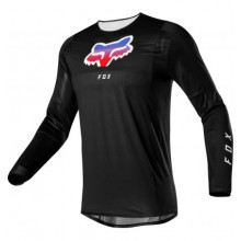 FOX AIRLINE PILR JERSEY [BLACK]