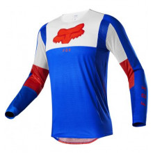 FOX AIRLINE PILR JERSEY [BLUE/RED]