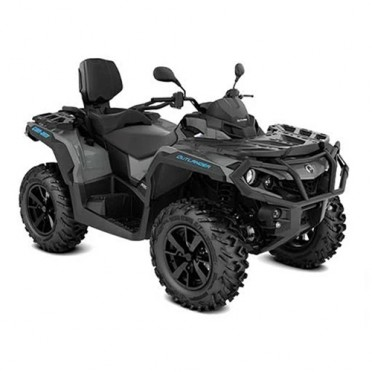 Can-Am Outlander MAX DPS 1000 T '21