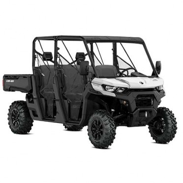 Can-Am Traxter MAX DPS HD10 T '21