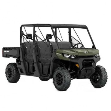 Can-Am Traxter MAX DPS HD8 '21