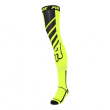 FOX MACH ONE KNEE BRACE SOCK [FLO YLW]