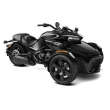 Can-Am Spyder F3 Steel Black Metallic '21