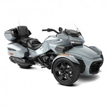Can-Am Spyder F3 LTD Glacial Blue Metallic '21