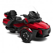Can-Am Spyder RT LTD Deep Marsala '21