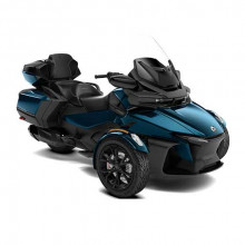 Can-Am Spyder RT LTD Dark Petrol Metallic '21
