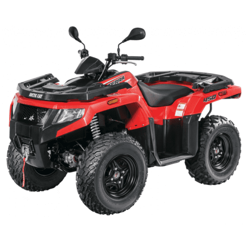 Arctic Cat Alterra 450 4x4 '17