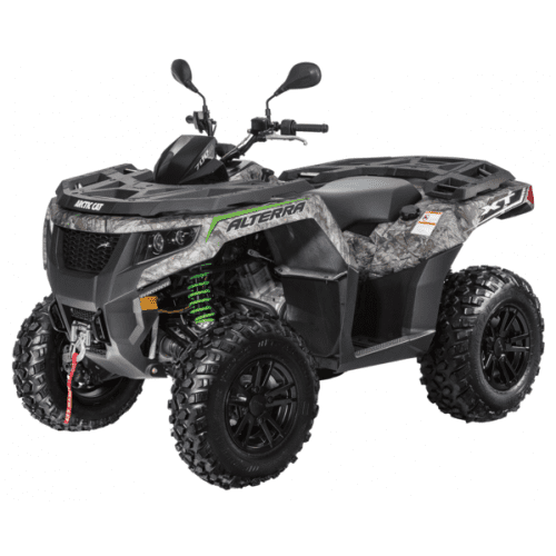 Arctic Cat Alterra 700 XT '17