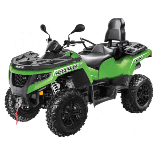 Arctic Cat Alterra TRV 700 XT '17
