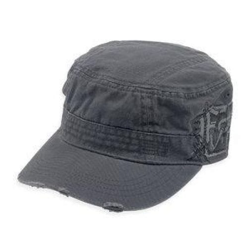 FOX  Fhead Military Cap -58402 Charcoal
