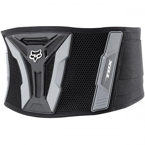 FOX  Turbo Belt -07038 Grey-Black