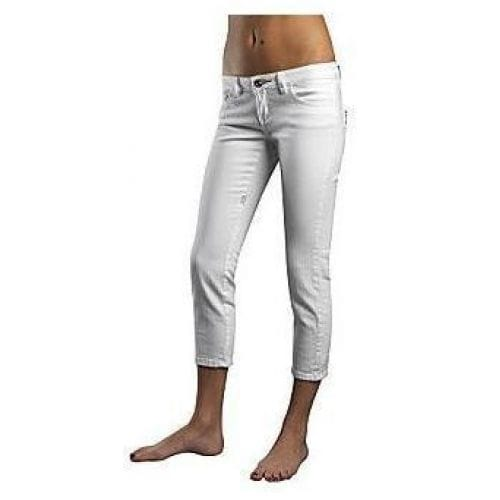 FOX  Girls Posh Crop Jean -50441 White