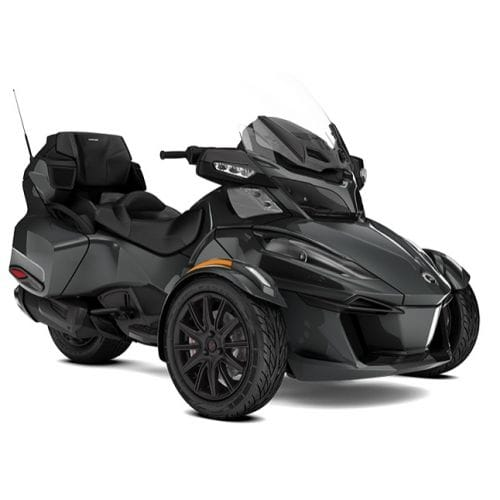 Can-Am Spyder RT Limited SE6 Asphalt Grey Metallic '18