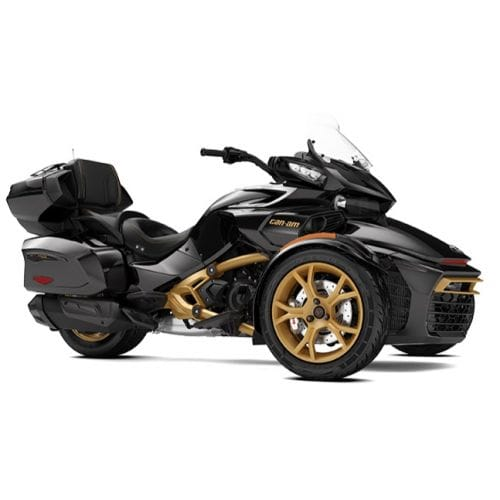 Can-Am Spyder F3 Limited SE6 10th Anniversary '18