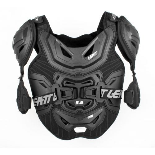Leatt  CHEST PROTECTOR 5.5 PRO BLACK