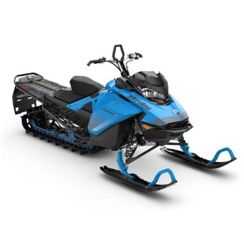 Ski-Doo Summit X 154 850 E-TEC ICE Blue Dshot-Manual '19
