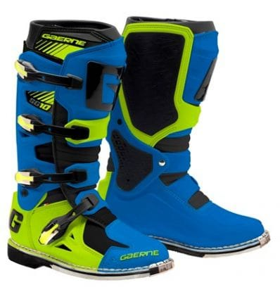 Gaerne  BOOTS SG 10 BLUE YELLOW