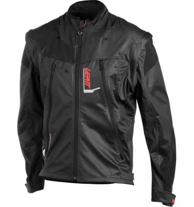 Leatt  JACKET GPX 4.5 LITE BLK/GREY