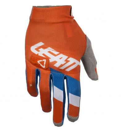 Leatt  GLOVE GPX 3.5 LITE  ORG/DENIM