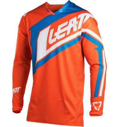 Leatt  JERSEY GPX 4.5 LITE ORG/DENIM