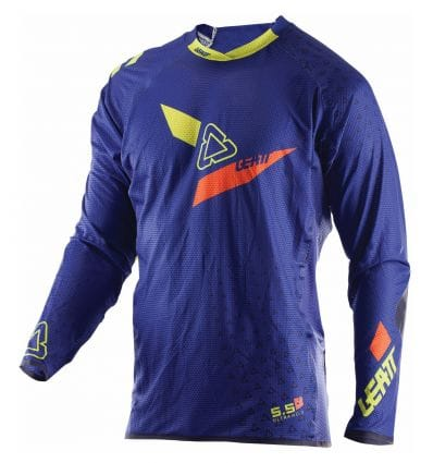 Leatt  JERSEY GPX 5.5 ULTRAWELD M BLUE/LIME