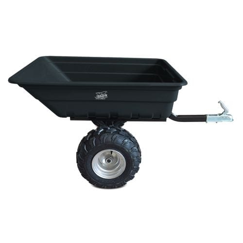 Remorca Shark ATV Trailer Garden 300 Black