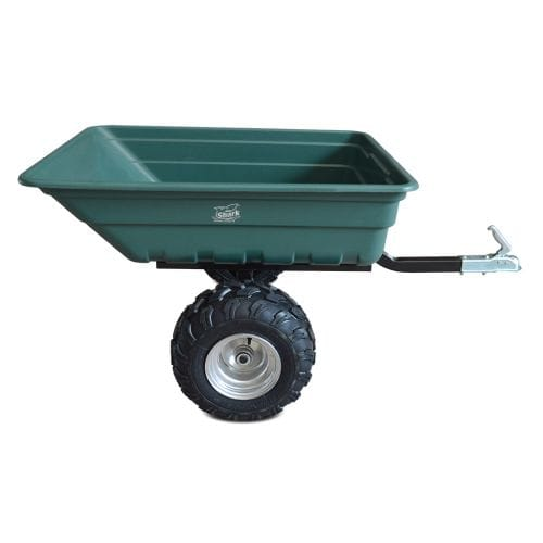 Remorca Shark ATV Trailer Garden 300 Green