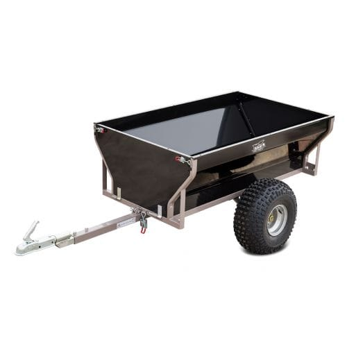 Remorca Shark ATV Trailer Wood 550 Black