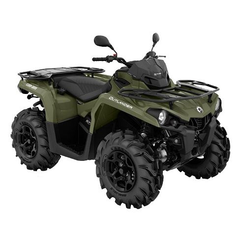 Can-Am Outlander PRO 570 T '19