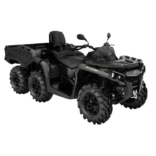 Can-Am Outlander MAX 6x6 PRO+ 1000 T Side Walls '19