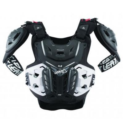 Leatt CHEST PROTECTOR 4.5 PRO BLACK