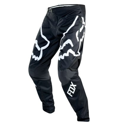 FOX MTB-PANT DEMO PANT BLACK/WHITE