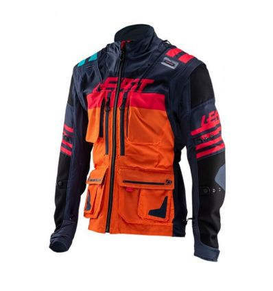 Leatt JACKET GPX 5.5 ENDURO INK/ORG