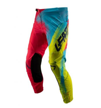 Leatt PANT GPX 4.5 RED/LIME