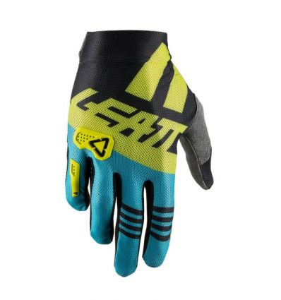 Leatt GLOVE GPX 2.5 X-FLOW  BLK/LIME