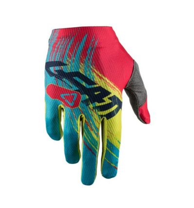 Leatt GLOVE GPX 1.5 GRIPR  RED/LIME