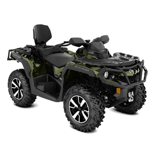 Can-Am Outlander MAX Limited 1000R '20