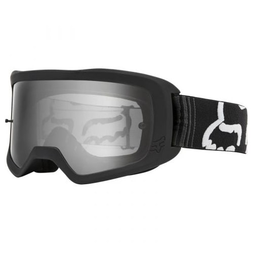 Fox Main II Race Goggle OS Black MX20