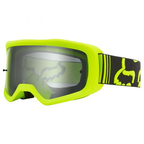 Fox Main II Race Goggle Os Fluo Yellow MX20