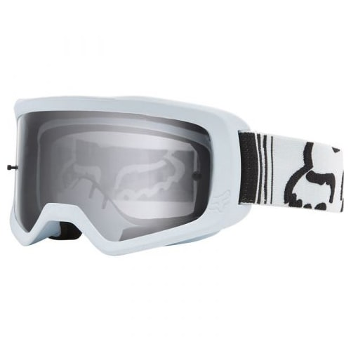 Fox Main II Race Goggle OS White MX20