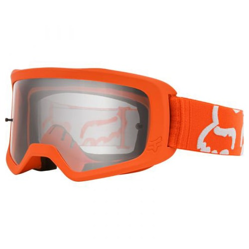 Fox Main II Race Google OS Fluo Orange MX20