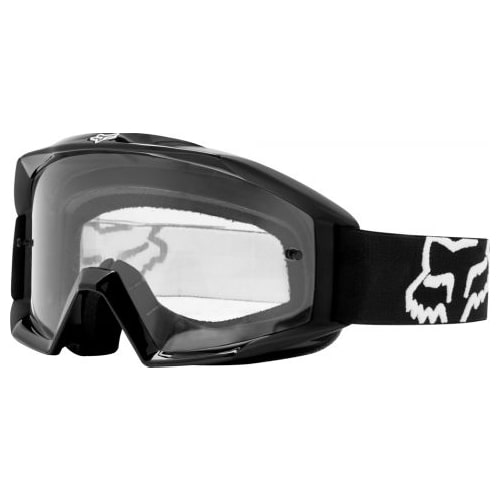 Fox Goggles Main Race Os Black MX18